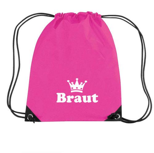 braut-krone-turnbeutel-pink