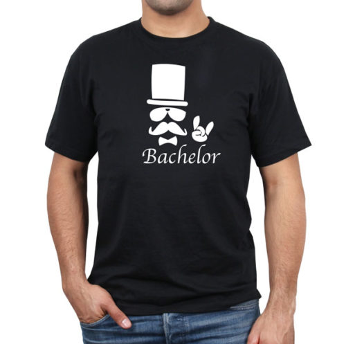 bachelor-schwarz-tshirt
