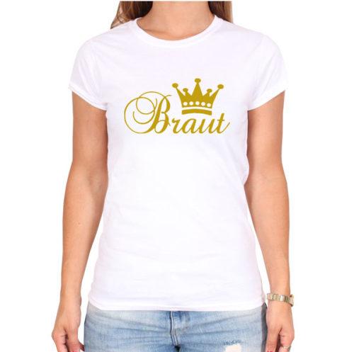 braut-krone-elegant-weiss-tshirt