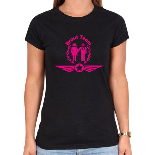 braut-team-kranz-schwarz-tshirt