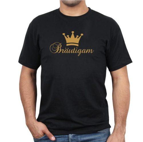 Bräutigam_krone_elegant_schwarz-tshirt