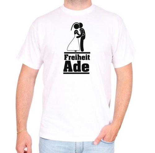 Freiheit_ade_weiss-men-tshirt