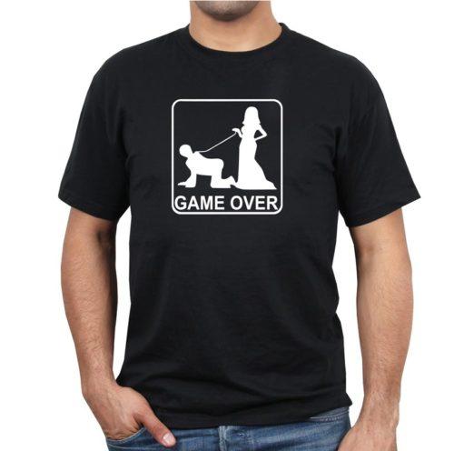Gameover_leine_schwarz_tshirt