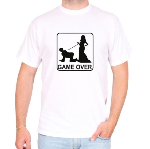 Gameover_leine_weiss_tshirt