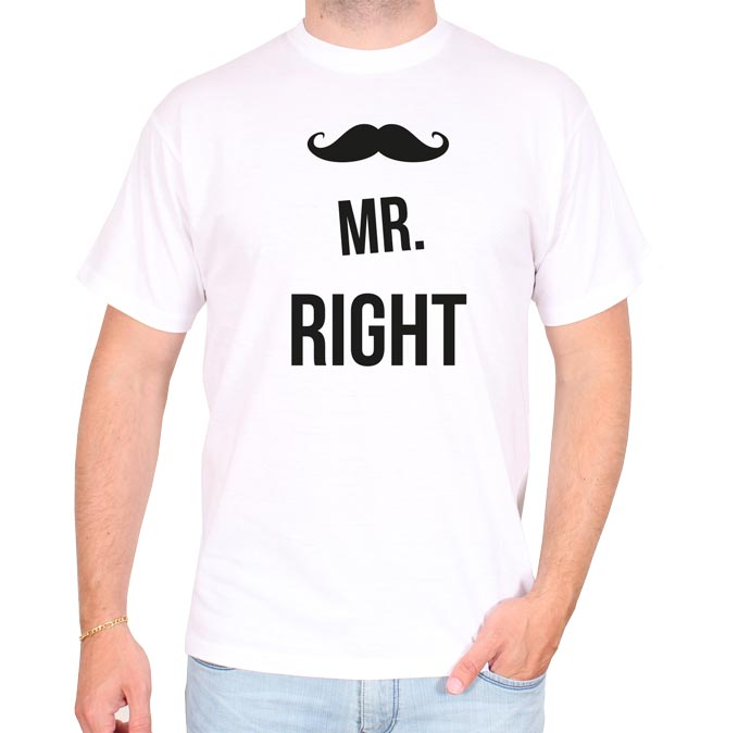 Mister-right-weiss-tshirt