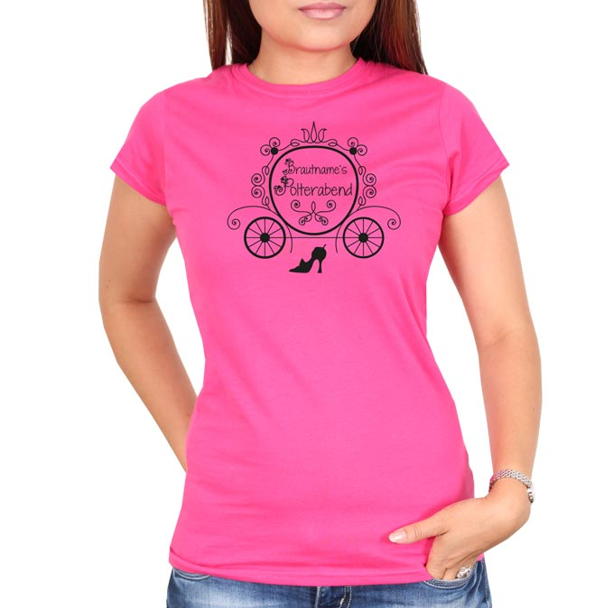 Polterabendideen_Shirt_cindarella-pink