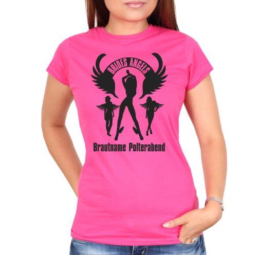 Polterabendideen_Shirt_Brides_Angeles_pink