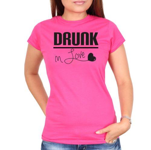 Polterabendideen_Shirt_Drunk_in_love_pink