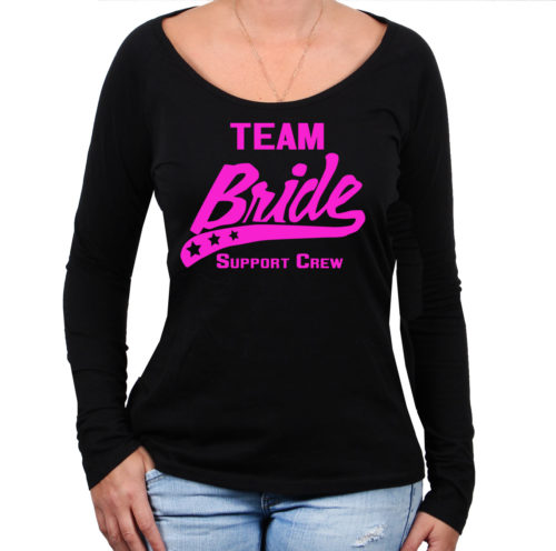 Shirtlion_Longsleeve_woman_pink_bride